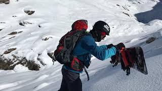 видео Катание на лыжах на Эльбрусе: трассы, цены, условия проживания