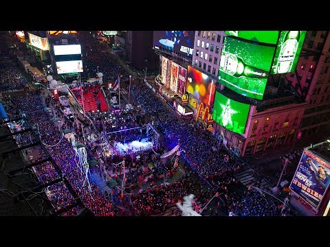 Spending New Year's Eve in Times Square is a terrible idea