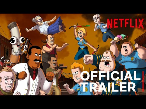 Paradise PD: Season 2 | Official Trailer | Netflix