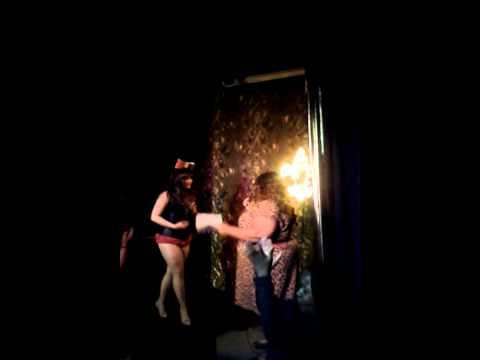 Emma Craig NYC Glamazon Competition Week One