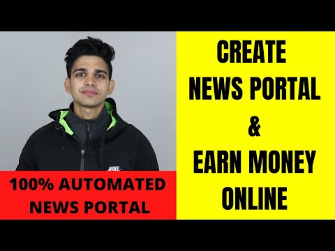 How To Create A News Portal/Magazine Website In 2020