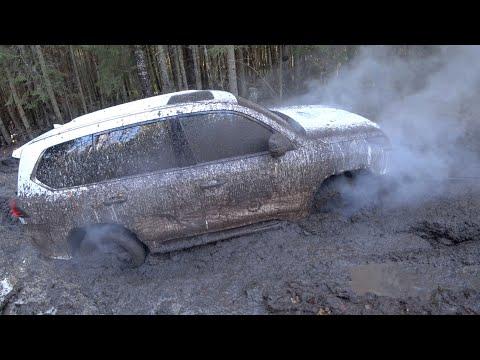 Сколько стоят ПОНТЫ? Lexus LX 570 ПОЕХАЛ на OFF-road!