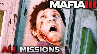 Mafia 3 All Missions - Full Game Walkthrough (1080p 60fps)