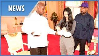 Kanye and Kim blasted for meeting 'dictator who kills gay people'