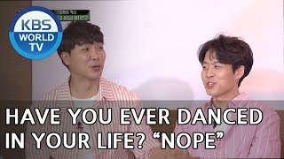 Dongqn, have you ever danced in your life?
