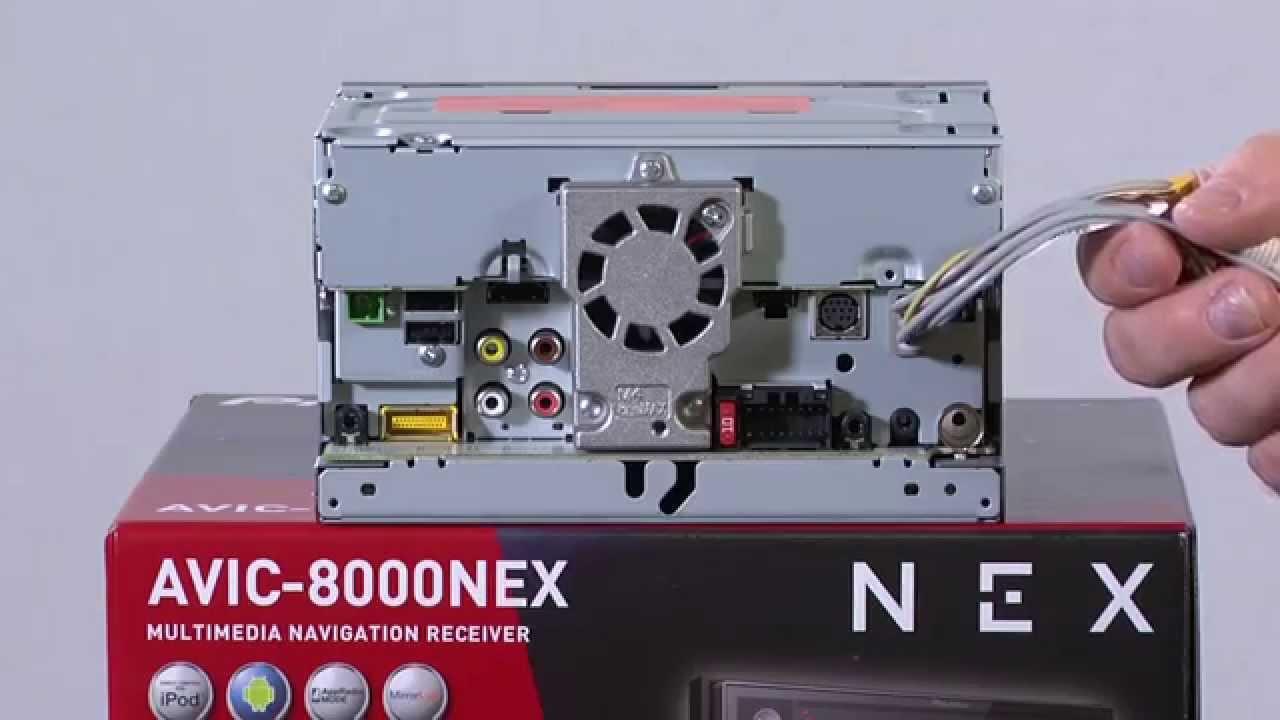 Pioneer AVIC-8000NEX Receiver Drivers Update