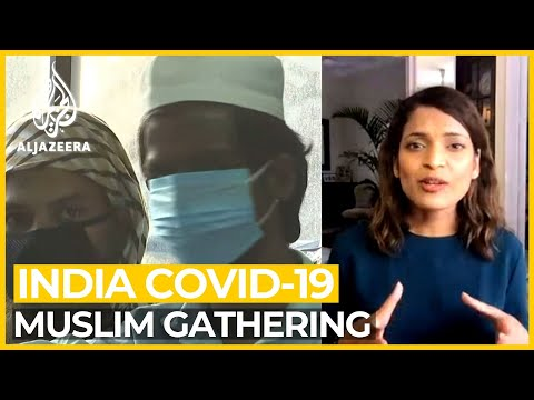 India Coronavirus: Dozens Of Cases Confirmed From Religious Gathering