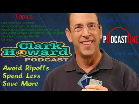 The Clank Howard Show (Save Money): Clark talks trade and the TPP ✱ Sept 28, 2016