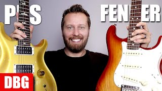 FENDER vs PRS! - Is The Strat Still King?