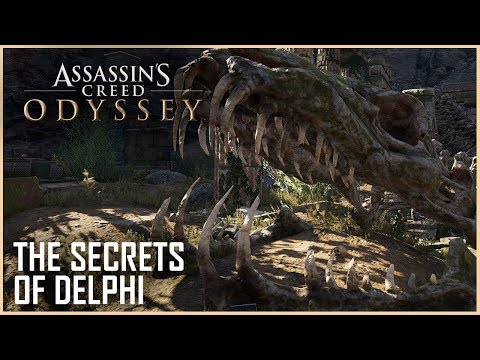 Assassin's Creed Odyssey: The Secrets of Delphi Uncovered | Ubisoft [NA]