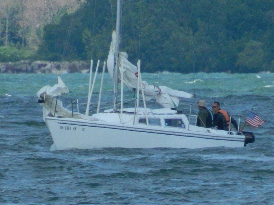 Sailing lake erie part 1 doovi for Morocco motors erie pa
