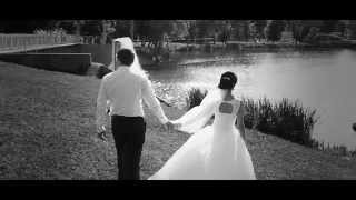 Романтическая свадьба