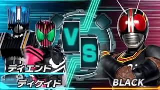 KRCHF:Kamen Rider Decade(The Rider War)Special thumbnail