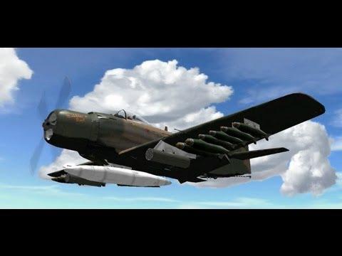 Gunship III Mission #7 Gameplay