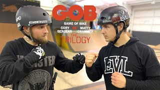 Cory Berglar vs. Matty Cranmer *Best Game Of Bike Ever!*