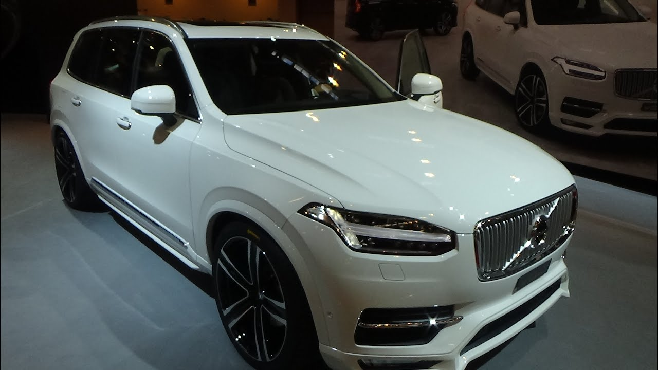 2016 volvo xc90 t6 awd by heico sportiv exterior and. Black Bedroom Furniture Sets. Home Design Ideas