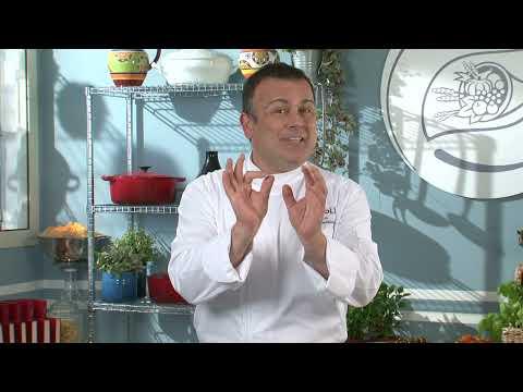 Cheesecake salata ai datterini gialli