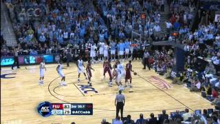 2012 ACC Men's Basketball Championship - FSU vs UNC