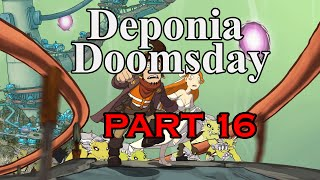 Deponia Doomsday walkthrough - part 16 [ending]