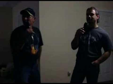 Doug & Larry sing Karaoke
