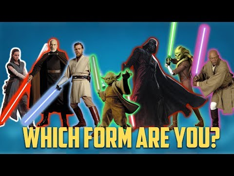 All 7 Lightsaber Combat Styles Explained