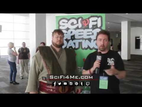 SciFi4Me Interview: Ryan Glitch, Sci-Fi Speed Dating At Planet Comicon 2016