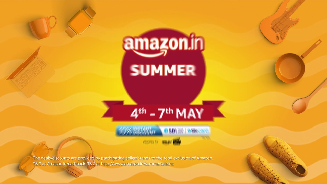 Amazon Summer Sale - Up to 40% off on the latest mobiles  #AapkoKitneMeinMila