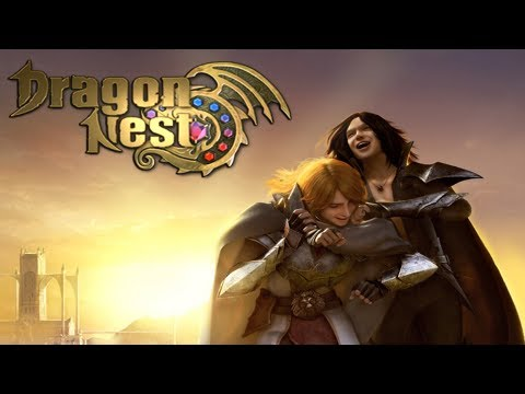 dragon nest rise of
