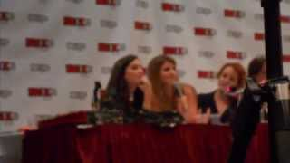 Carmilla @ Fan Expo - What would Carmilla and Laura do for a date