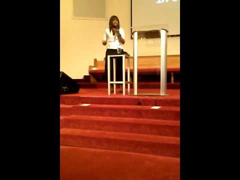 Pastor Alecia Williams : Broken