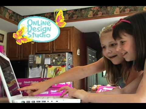 Crayola Catwalk Creations Youtube