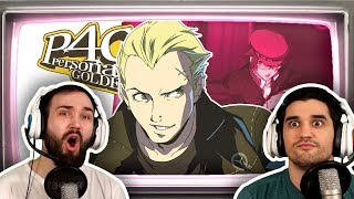 【 PERSONA 4 GOLDEN 】 BAD BAD BATHHOUSE! | BLIND Gameplay Walkthrough | Part 9