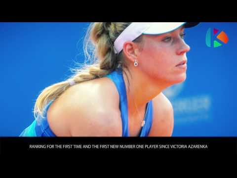 Angelique Kerber - Bios Of Athletes - Wiki Videos By Kinedio