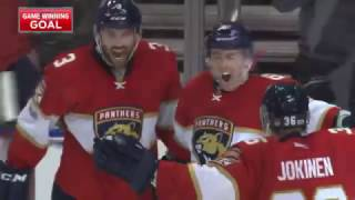 Tampa Bay Lightning vs Florida Panthers | January 26, 2017 | Game Highlights | NHL 2016/17