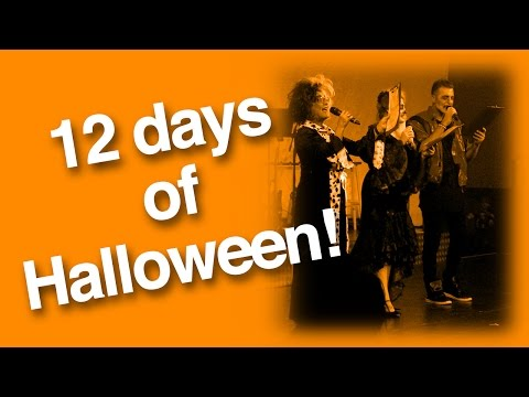 On the Eve of All Hallows  Full Version  12 Days of Halloween!