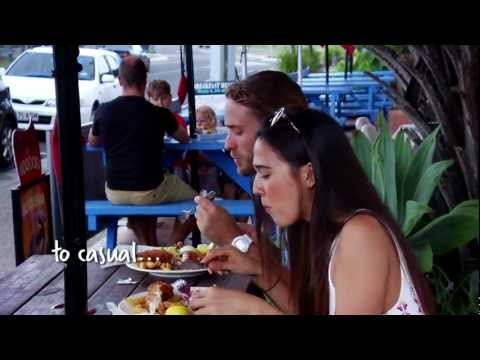 Sunshine Coast Destination Ltd Food Trail Featuring Simon J.E Drew