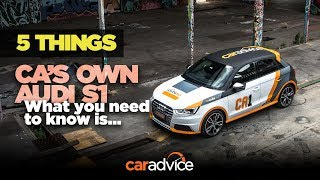 5 things you need to know about the Audi S1 | Cars we own