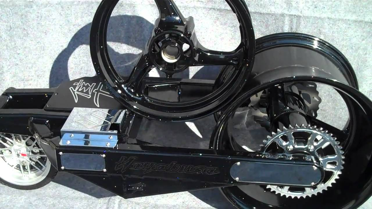 Suzuki 360 Motorcycle