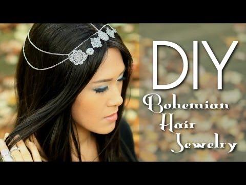 DIY Halloween Princess Jewelry Accessory {How to DIY w/ LetsMakeitUp1}