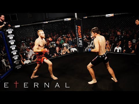 ETERAL MMA 16 - JACOB WILLIAMS VS TIM NOVAK - MMA FIGHT VIDEO