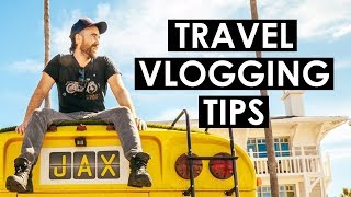 How to Become a Travel Vlogger and Make Money — Jax Austin Across America Interview