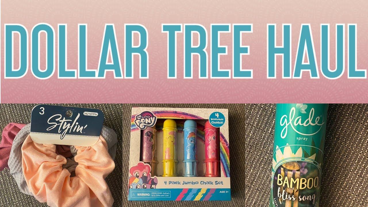 DOLLAR TREE HAUL!! Uploaded 6/17/20