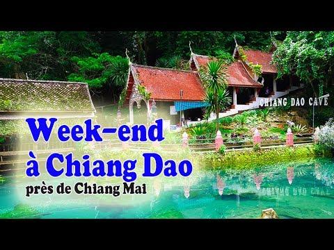 Visiter la Thaïlande : week-end à Chiang Dao (près de Chiang Mai)