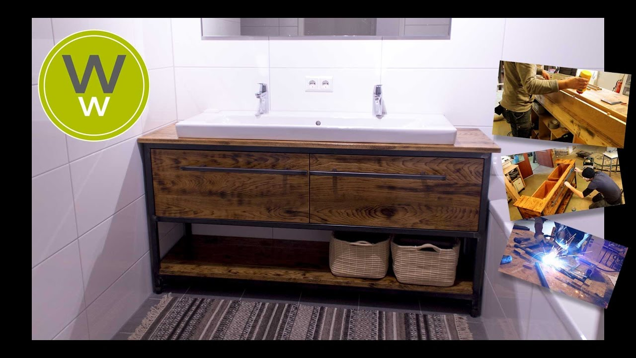 beautiful bathroom vanity cabinet industrial design 13224