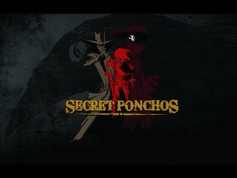 Secret Ponchos at PAX Prime 2013 - Spaghetti western meets anime!