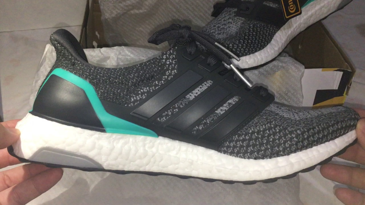 02345562f Unboxing Adidas Ultra Boost