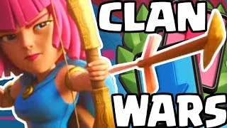 Clan Wars: DRAFT TIME! - Clash Royale