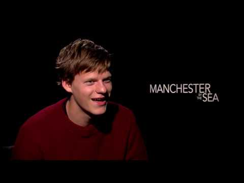 MANCHESTER BY THE SEA: Backstage with Lucas Hedges