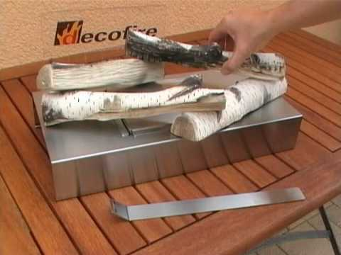 diy tischkamin tischfeuer bio ethanol kamin doovi. Black Bedroom Furniture Sets. Home Design Ideas