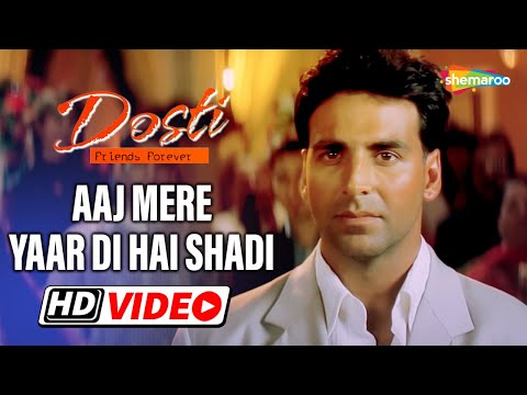 Mujhe Jhoom Jhoom Ke | Dosti-Friends Forever Songs|Akshay Kumar |Juhi Chawla |Bobby Deol |Gold songs